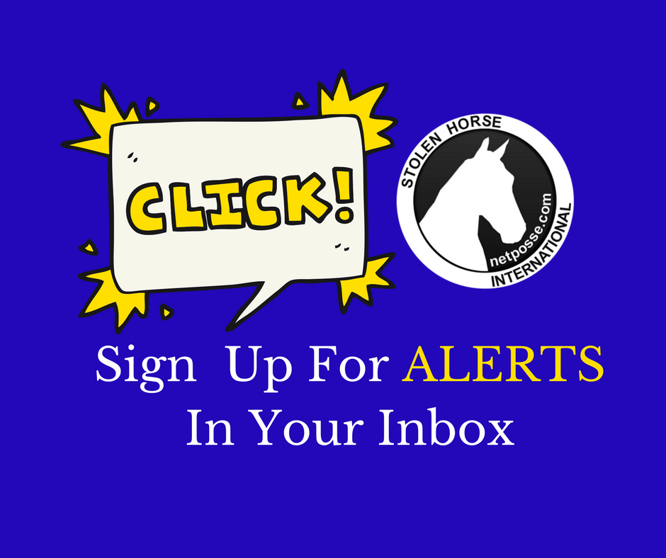 Sign up for NetPosse Alerts