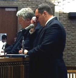 Former Deputy Sentenced to 4 Years in Prison for Thefts