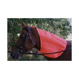 The Original Equine Protectavest Blaze Orange horse bandana hunting season safety wear (COPY)