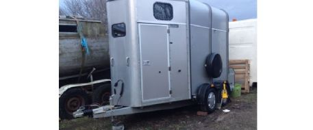 UK Stolen horse trailer advertised for sale in Cumbria area