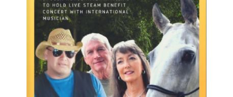 Sing-A-Long Request List for Stolen Horse Int. Virtual Benefit Concert