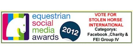 Stolen Horse International won Best Use of Social Media in North America
