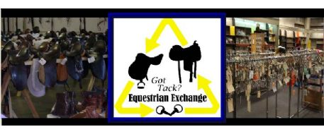 Equestrian Exchange Sale Raleigh NC Aug 30-Sept 3, 2012