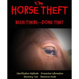 """Horse Theft, Been There--Done That"" by Debi Metcalfe"
