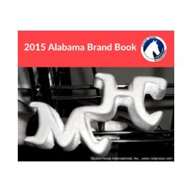 2014-2015 State of Alabama Brand Book