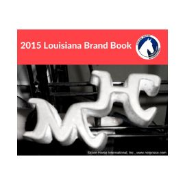 2015 State of Louisiana Brand Book
