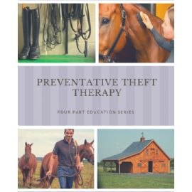 Preventative Theft Therapy Booklet