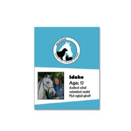 Avid Microchip Kit with Registry for Equine