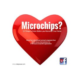 10 Things to Know Before You Microchip Your Horse