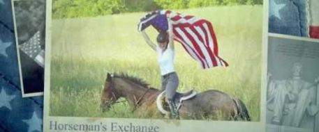 Happy July 4th from Stolen Horse International NetPosse com