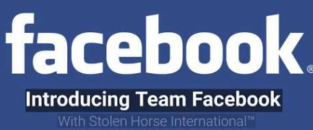 Team Facebook with Stolen Horse International